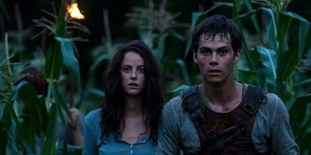 Maze Runner: Dylan O Brien e Kaya Scodelario