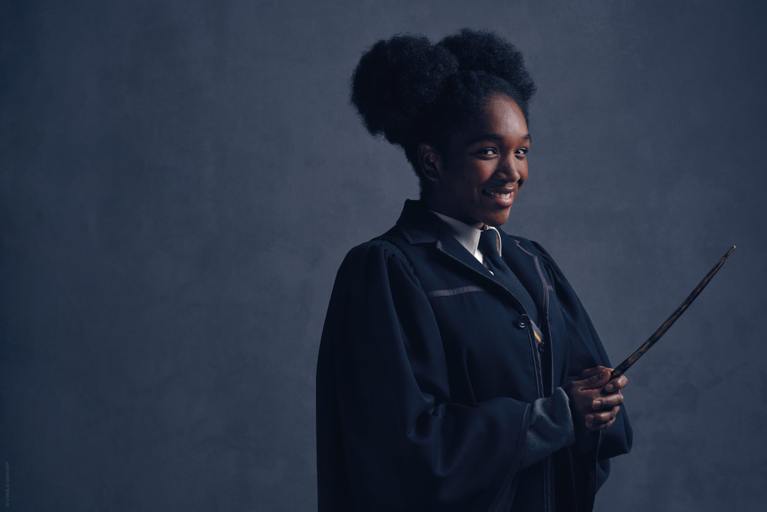 Harry Potter and the cursed child rosa