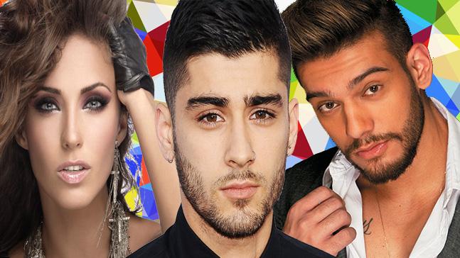 TESTE: Você consegue adivinhar quem é o famoso mais jovem?