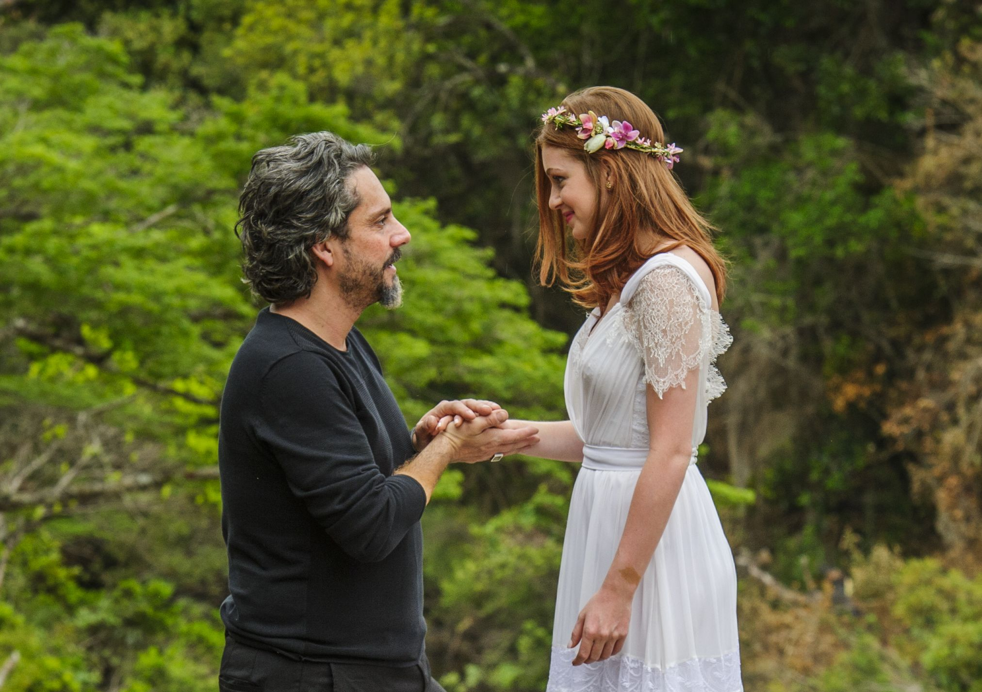 José Alfredo e Maria Ísis se casam no Monte Roraima.