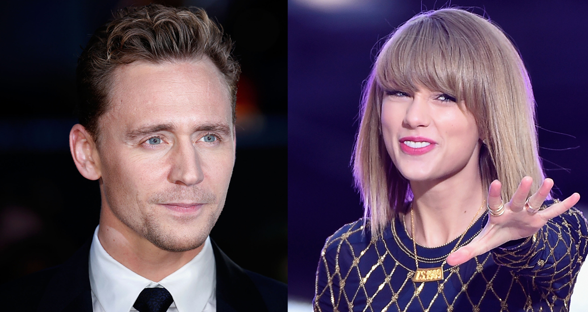 Taylor Swift e Tom Hiddlestom