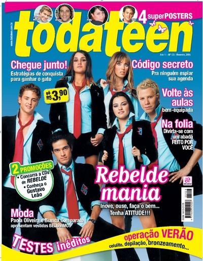 RBD capa todateen fevereiro 2006