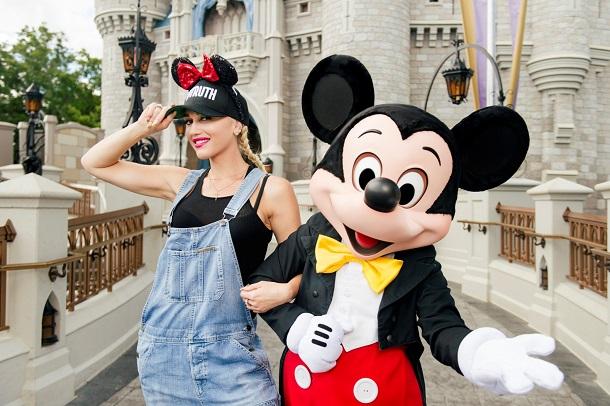 Gwen e Mickey
