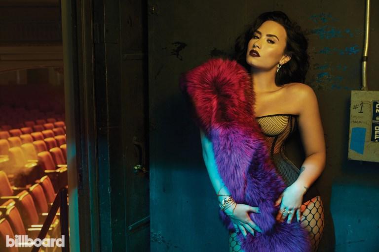 Demi Lovato na Billboard