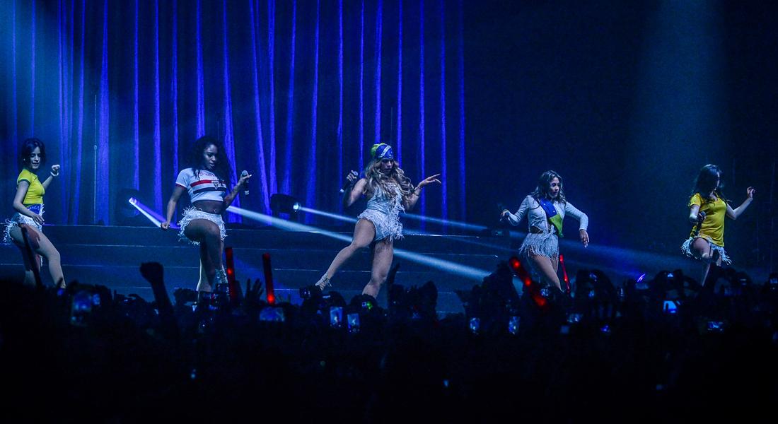 Fifth Harmony no Brasil show em São Paulo