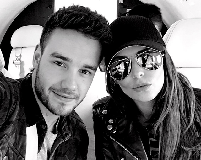 Liam Payne e Cheryl Fernandez-Versini
