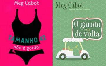 livros da Meg Cabot