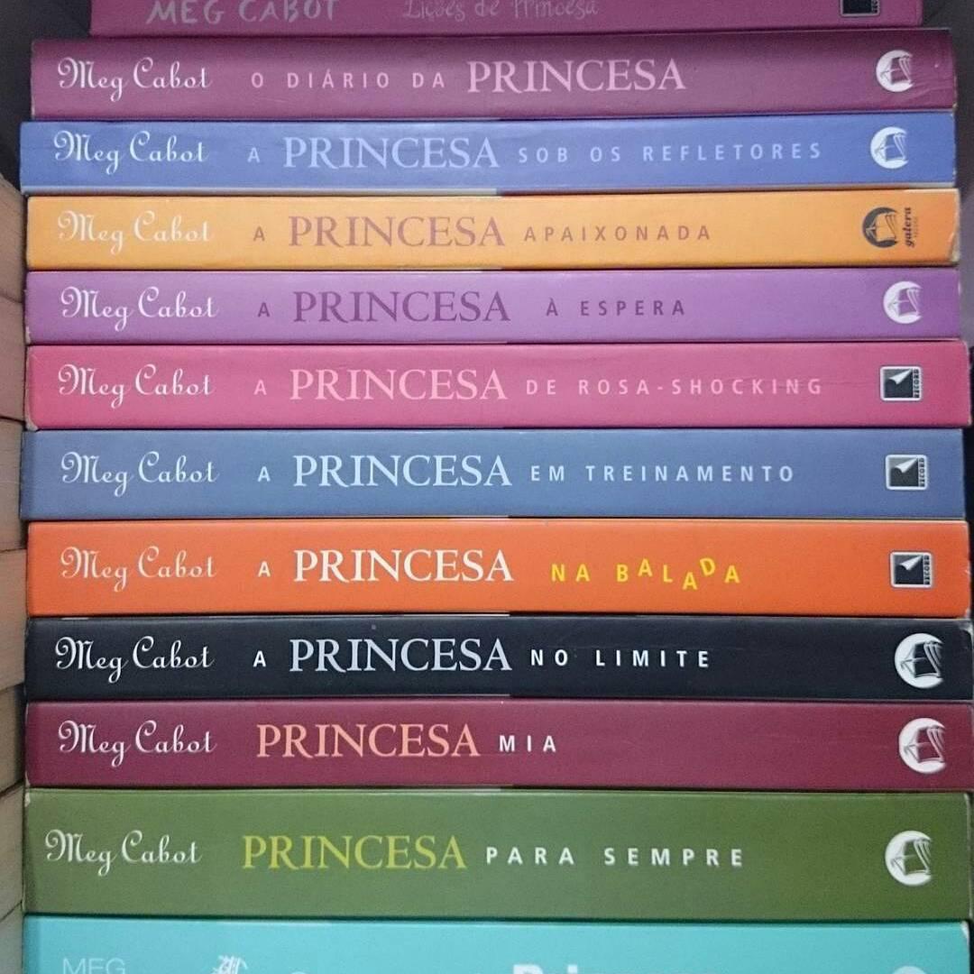 Livros da autora Meg Cabot