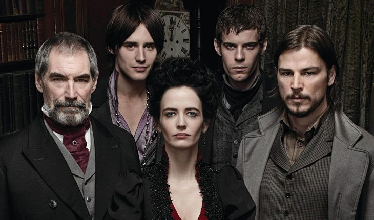 Séries de terror: Penny Dreadful