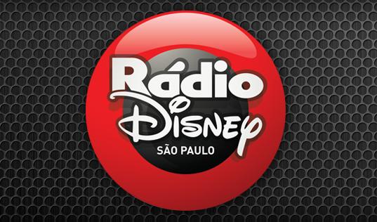 Logo rádio disney são paulo
