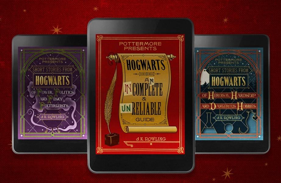 harry potter e-book