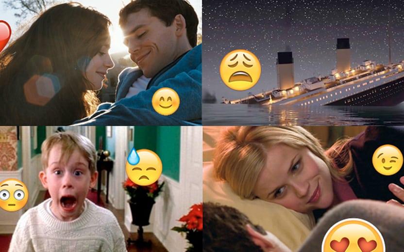 Qual filme define a sua vida amorosa