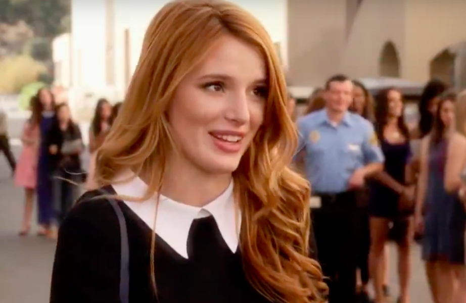 """Bella Thorne na série """"Famous In Love''"""
