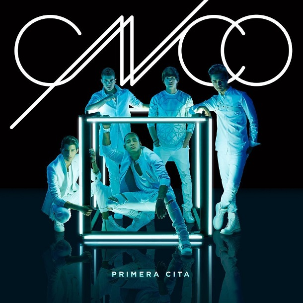 capa do CD da CNCO