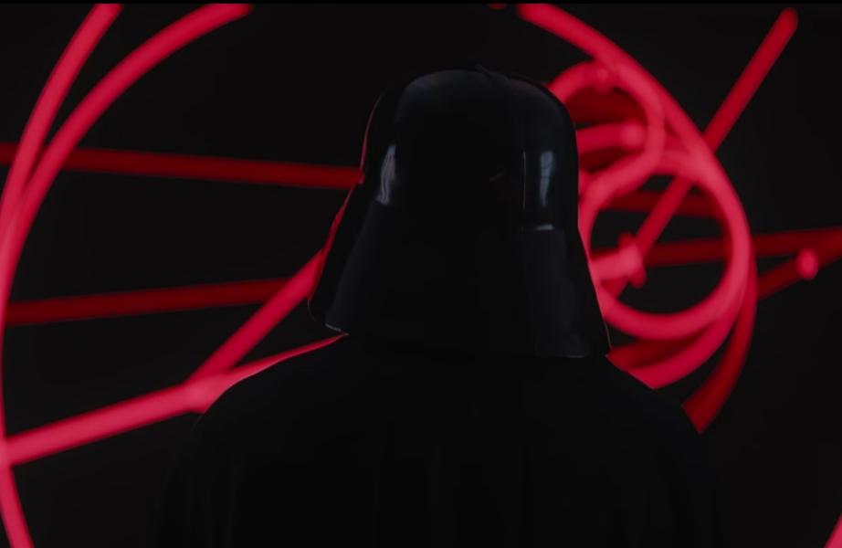 Darth Vader no trailer de star wars rogue one