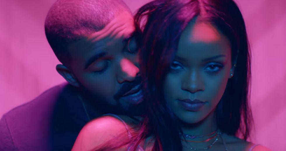 Drake e Rihanna clipe Work