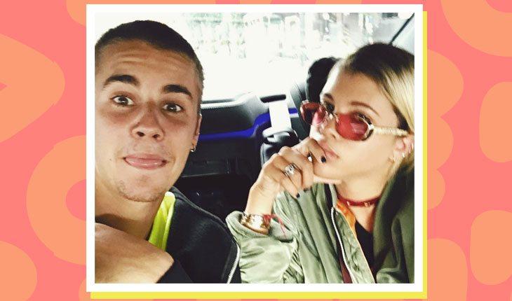 Justin Bieber e Sofia Ritchie