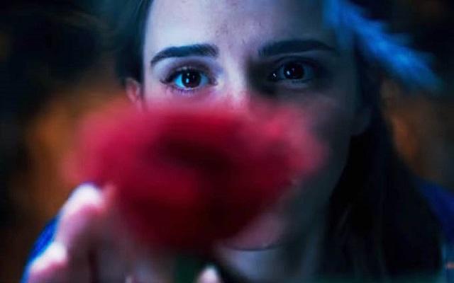 Emma Watson em A Bela e a Fera