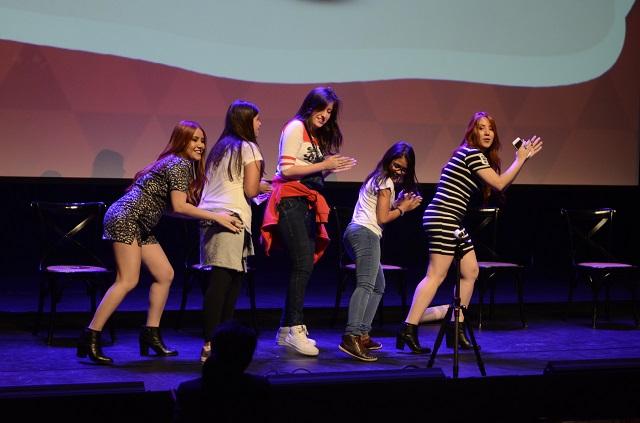 sisters lellis dançando bang