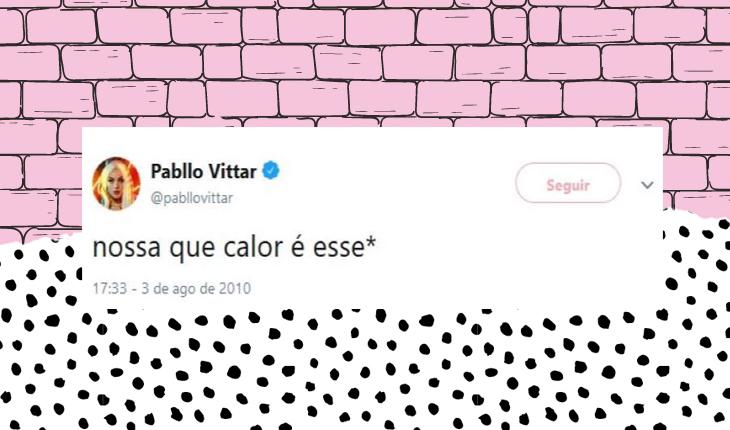 primeiro tweet