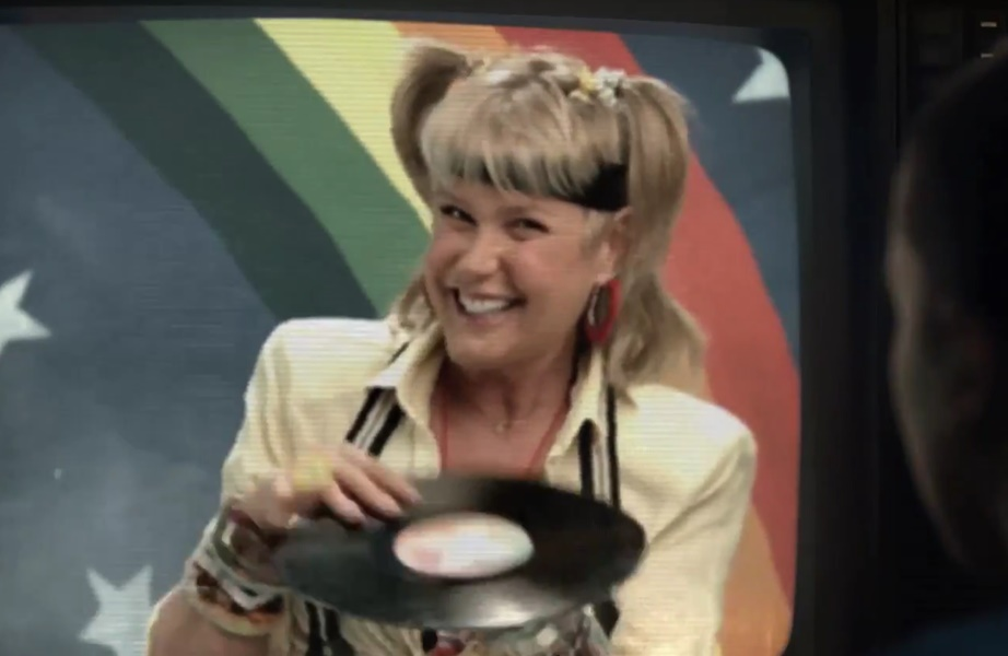 Xuxa para promover stranger things