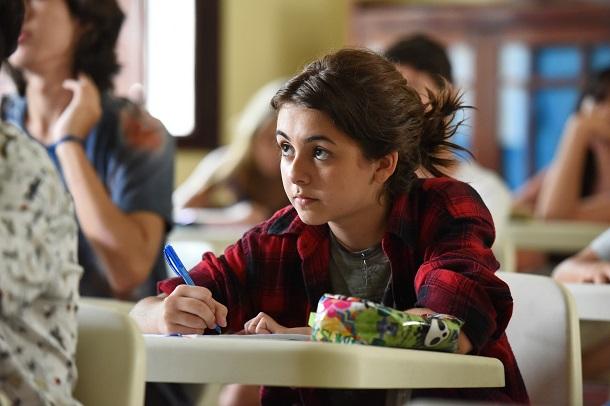 Klara CAstanho em cena do filme É Fada