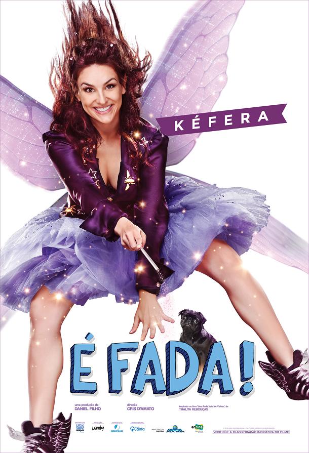 Poster do filme É fada