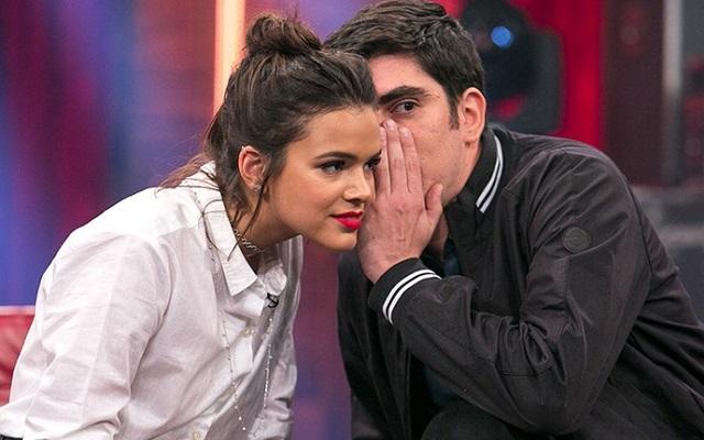 Bruna Marquezine e Marcelo Adnet