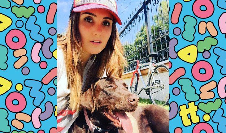 5 famosas que adoram tirar selfie com seus pets