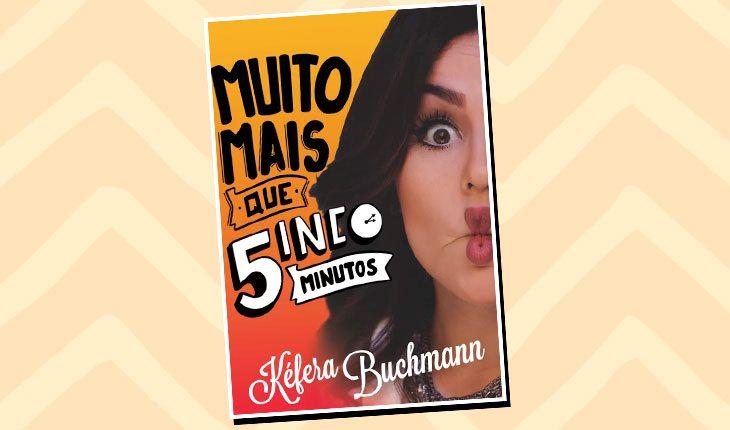 Livros de YouTubers: ''Muito mais que cinco minutos'