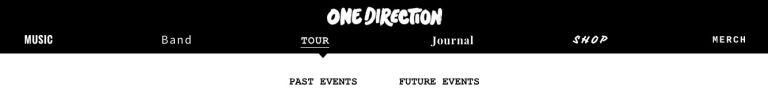 eventos futuros one direction