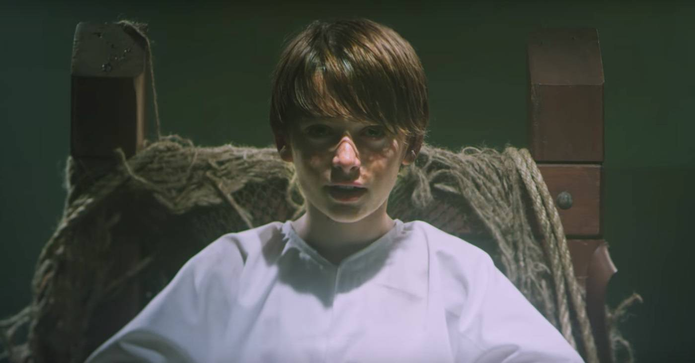 will stranger things clipe panic at the disco