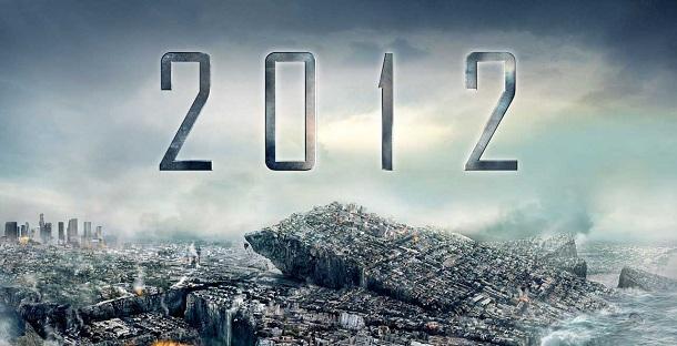foto de divulgação do filme 2012