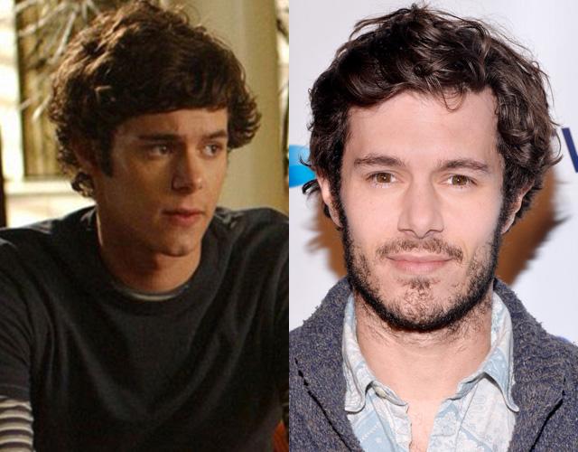 adam brody antes e depois