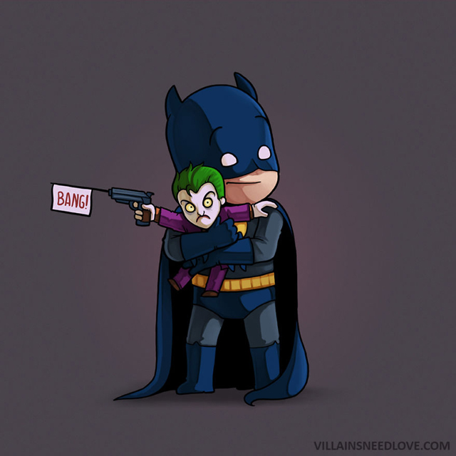 Batman e Coringa