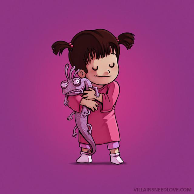 Boo e Randall