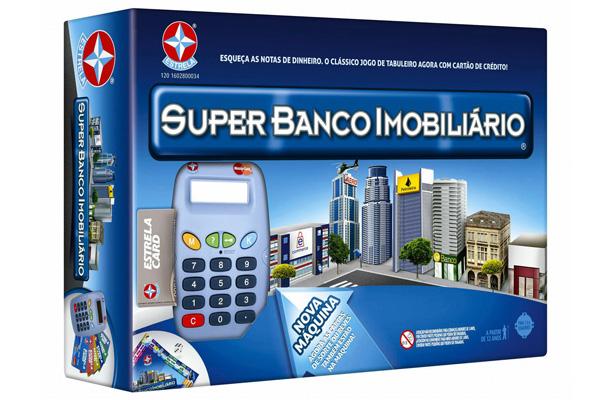 Brinquedo de capricórnio: banco imobiliário