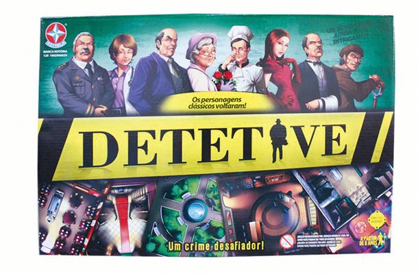 Brinquedo de escorpião: detetive
