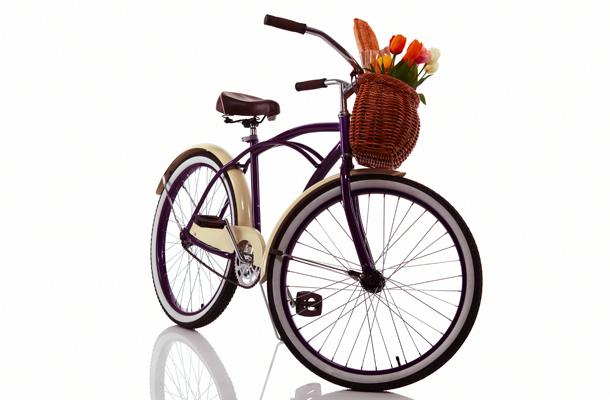 Bicicleta signo de gêmeos
