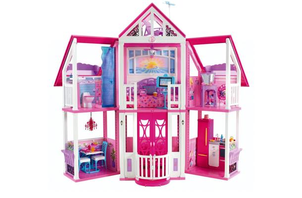 Casa da Barbie signo de touro