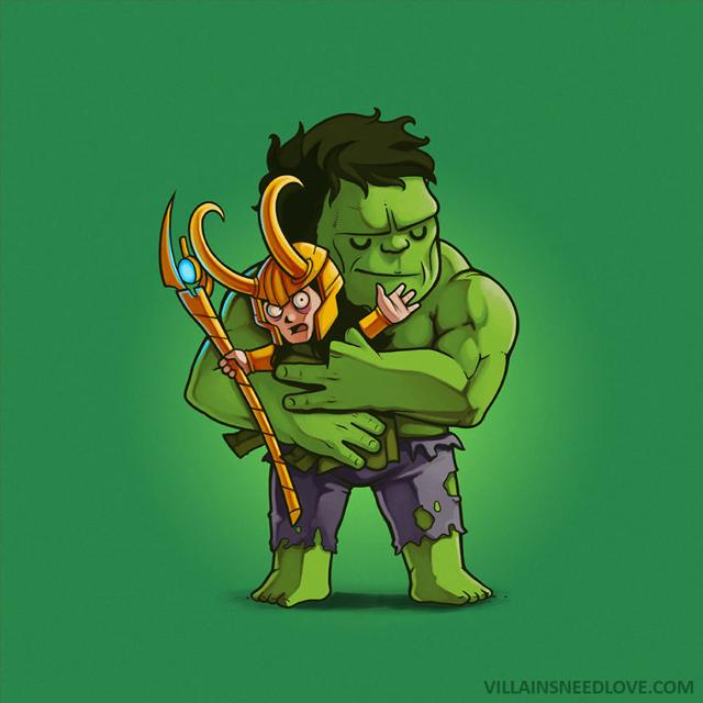 Hulk e Loki