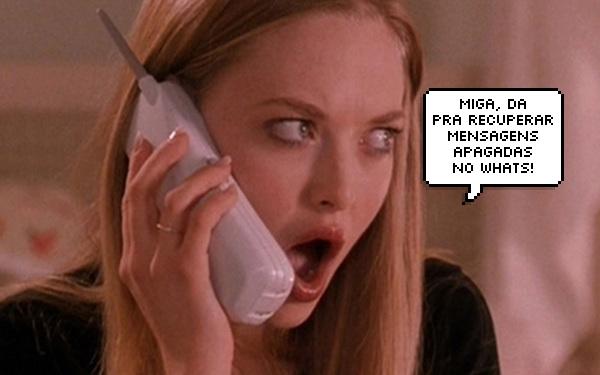 meninas malvadas falando no telefone