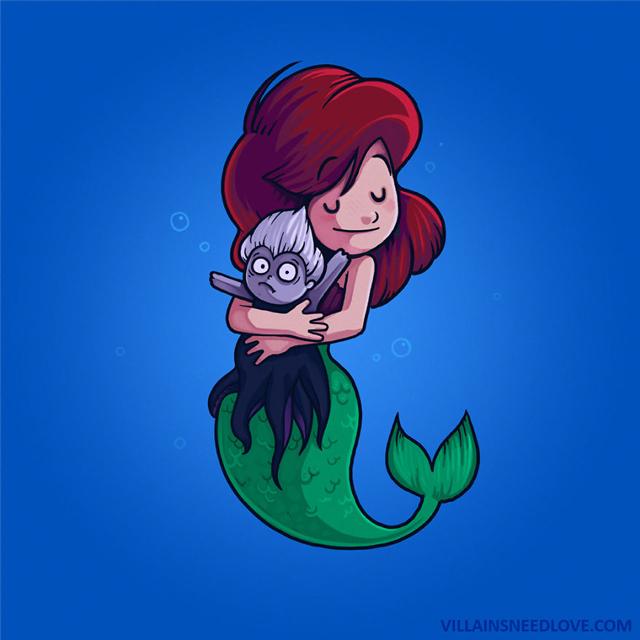 Ariel e Úrsula