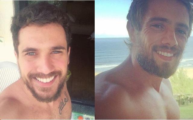 Ricardo Vianna e Rafael Cardoso