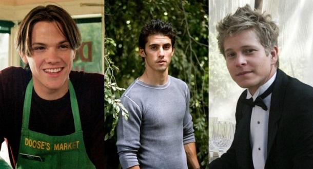 os três namorados de Rory