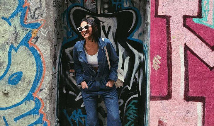 Férias das famosas: Bruna Marquezine