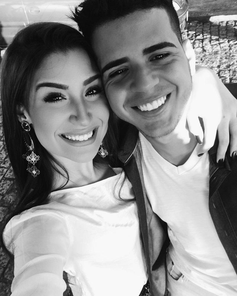 Boca Rosa e Fernando Costa terminam o namoro