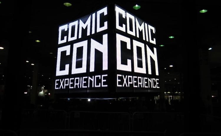Comic Con Experience: