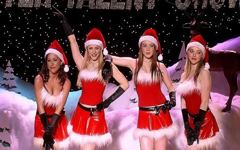 Ceia de Natal - Meninas Malvadas em Jingle Bells