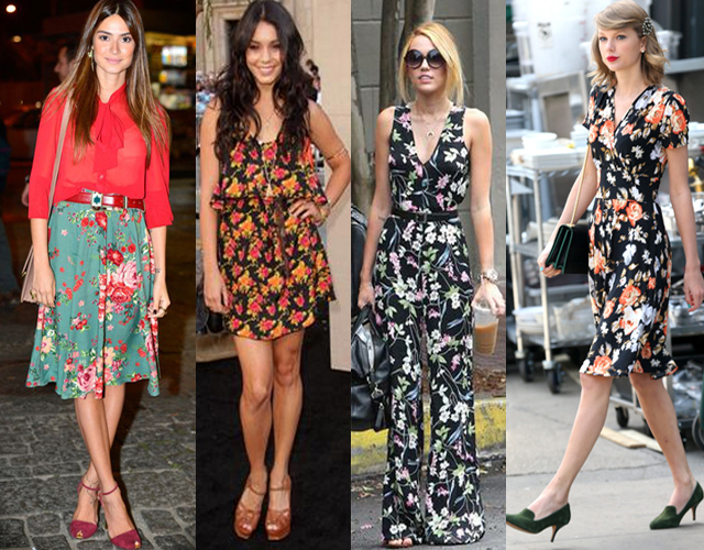 Navy, Floral e Sereia: três estilos trendy para o verão